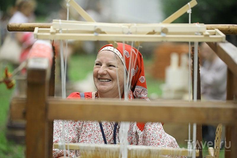Народные праздники проводятся в России круглогодично