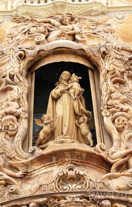 Дворец маркизов Дос Агуас в Валенсии: испанский шедевр рококо
