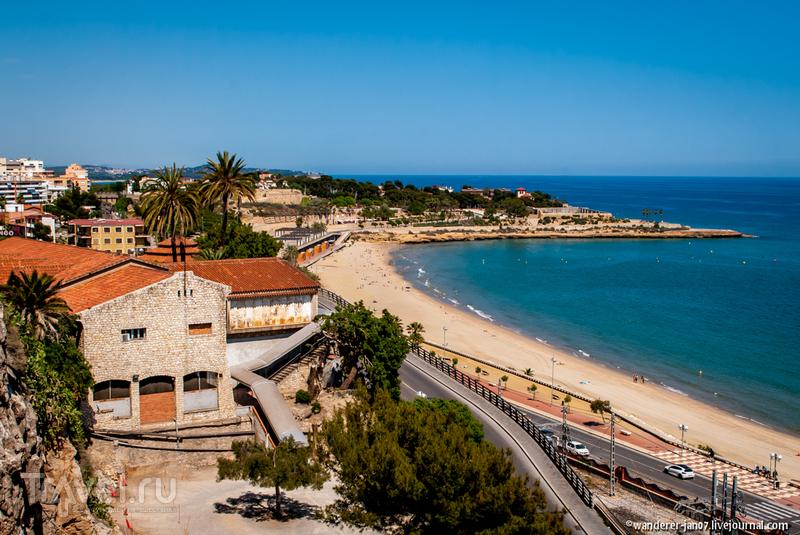 Испания мимоходом. Таррагона / Фото из Испании