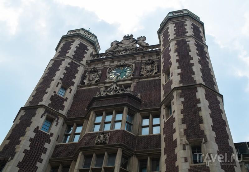 Лига Плюща: Пенсильванский университет / Отзывы о США ... Пенсильванский Университет