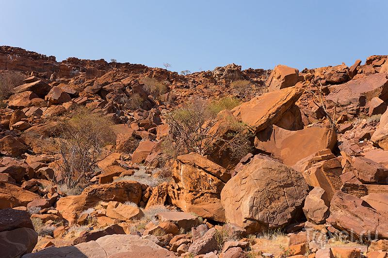 Твифелфонтейн / Намибия