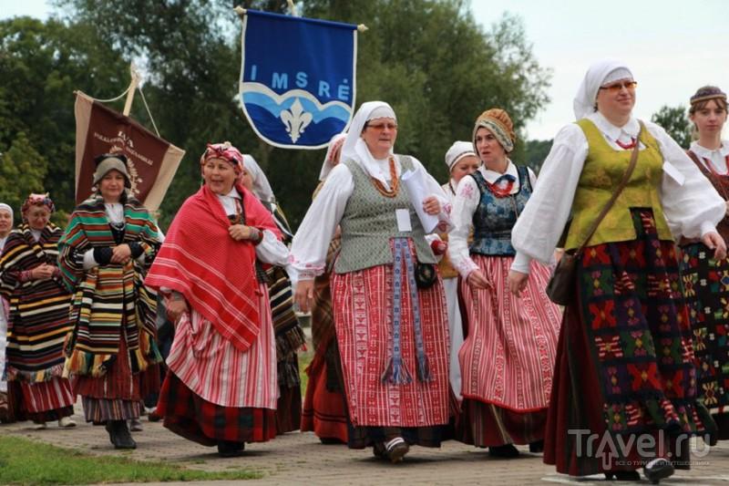 Дайны над Куршским заливом / Литва
