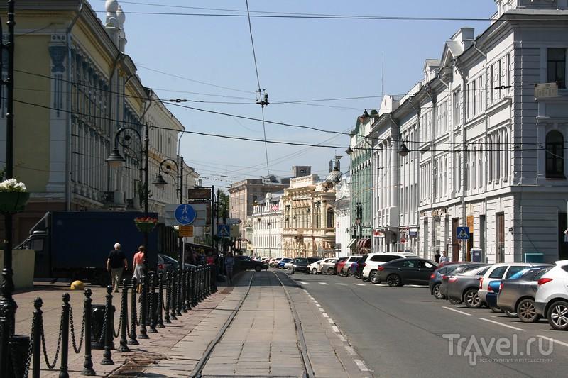 Нижний Новгород. Город куда необходимо ехать / Фото из России