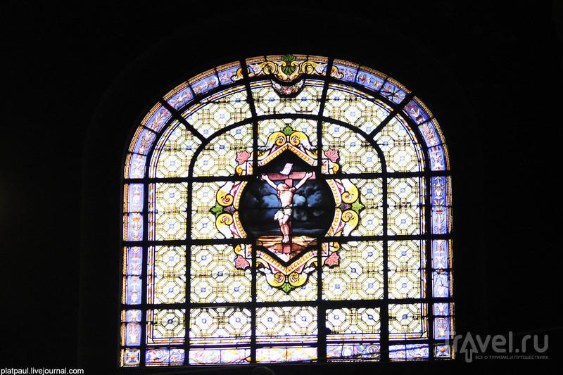 Парижские заметки. Церковь Сен-Сюльпис / Фото из Франции