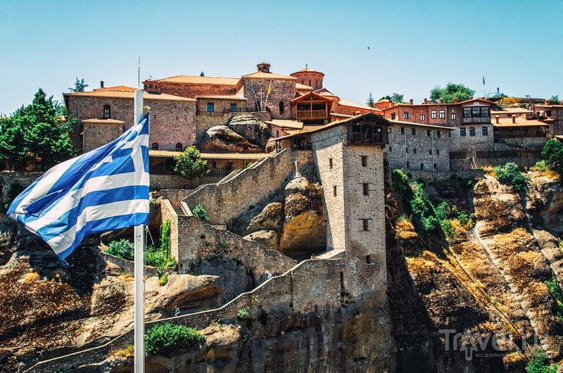 Между небом и землей. Один день из жизни мечтателей / Фото из Греции