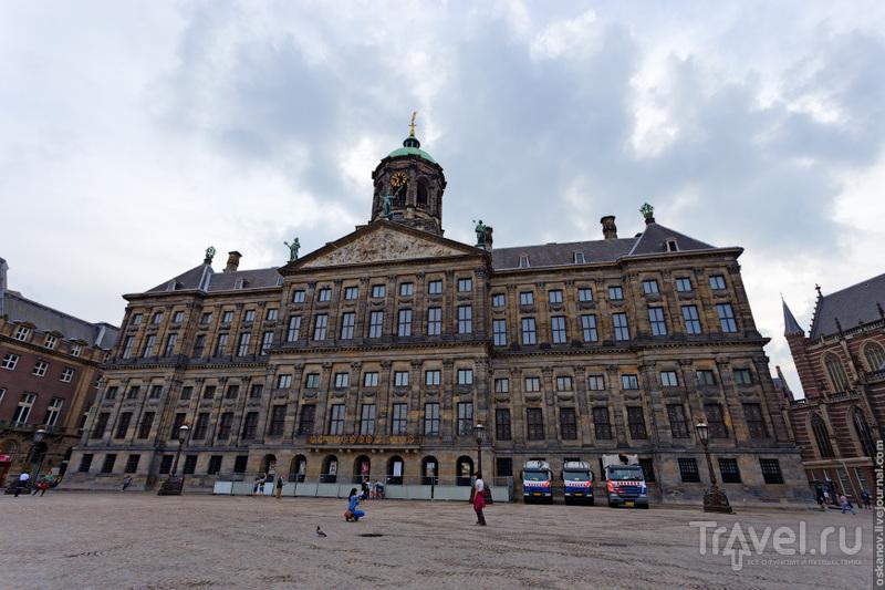 Прогулка по Амстердаму / Фото из Нидерландов