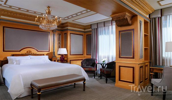Лучшие заграничные отели, в которых останавливался президент Путин