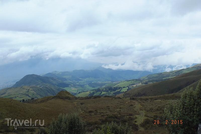 Эквадор. Экскурсия по Кито / Эквадор