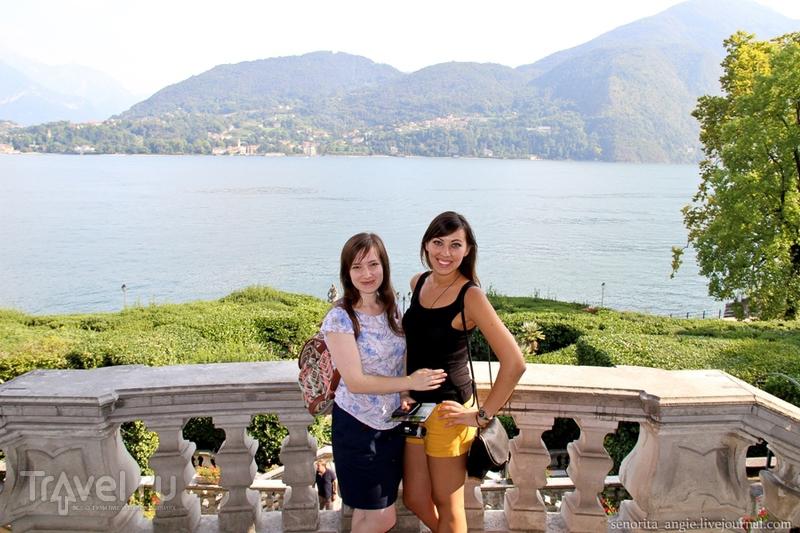 Вилла Карлотта - самая девочковая вилла озера Комо / Италия