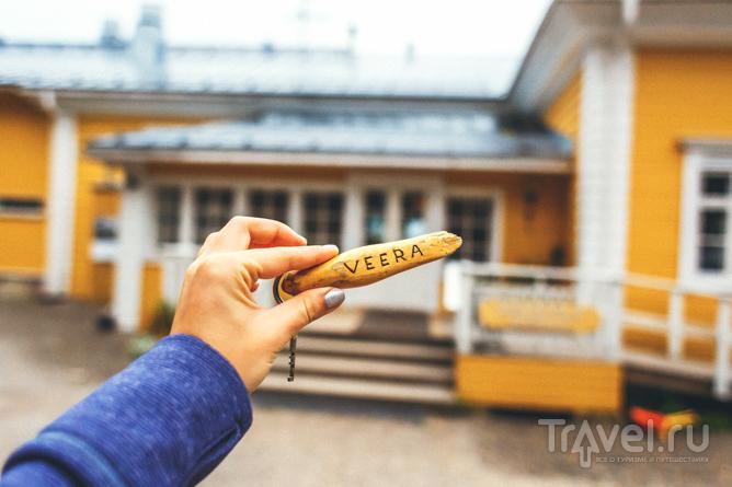 Погружение в природу Финляндии: Саханлахти / Финляндия