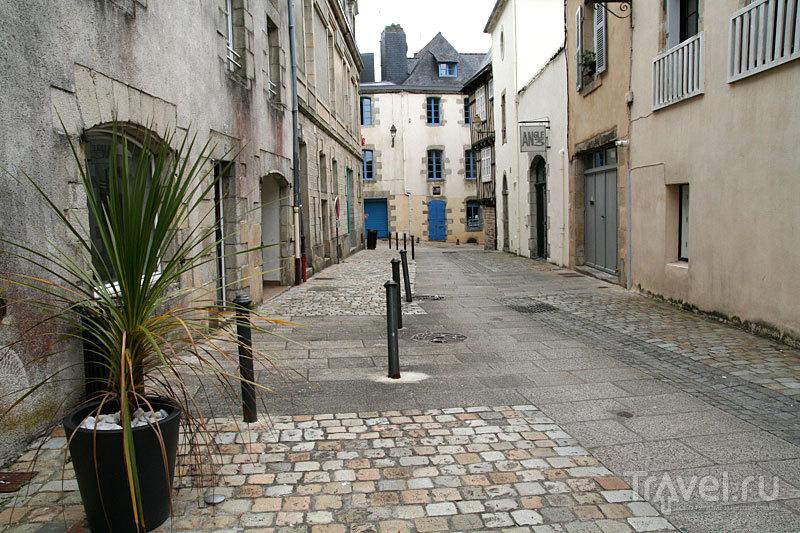 Бретань. Кемпер. Путешествие в Город епископов / Франция
