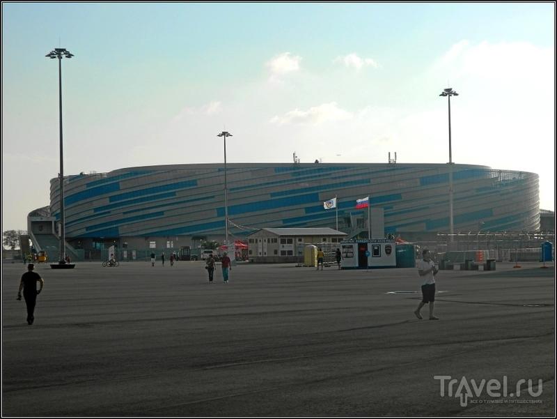 Сочи. Олимпийский парк