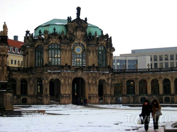 Город стертый с лица земли, но восставший, как Феникс / Германия