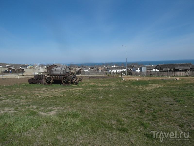 Тамань и мартовское побережье Азова / Фото из России