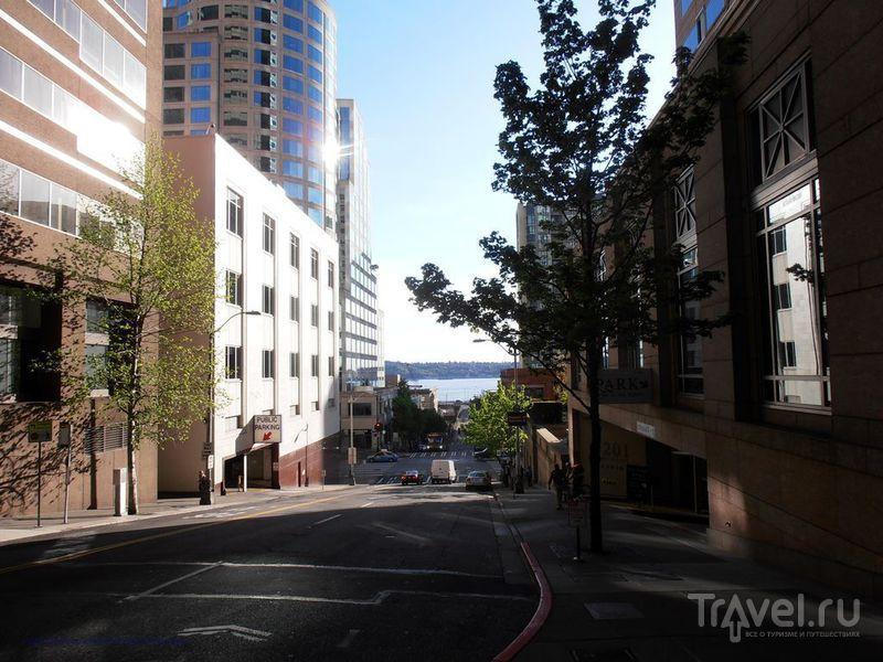 Сиэтл и окрестности / Фото из США