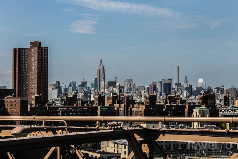 Бруклинский мост / Фото из США