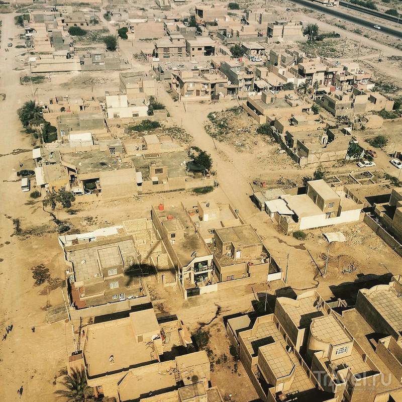 Ирак с высоты птичьего полёта / Ирак