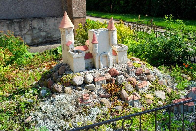 Гусев. Парк отдыха и скульптуры / Россия