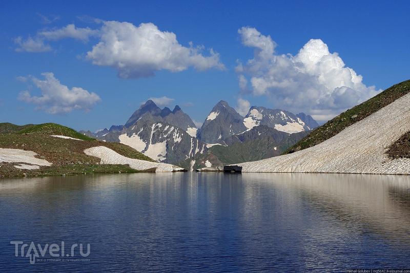 О вершинах Кавказа. Каракая / Фото из России