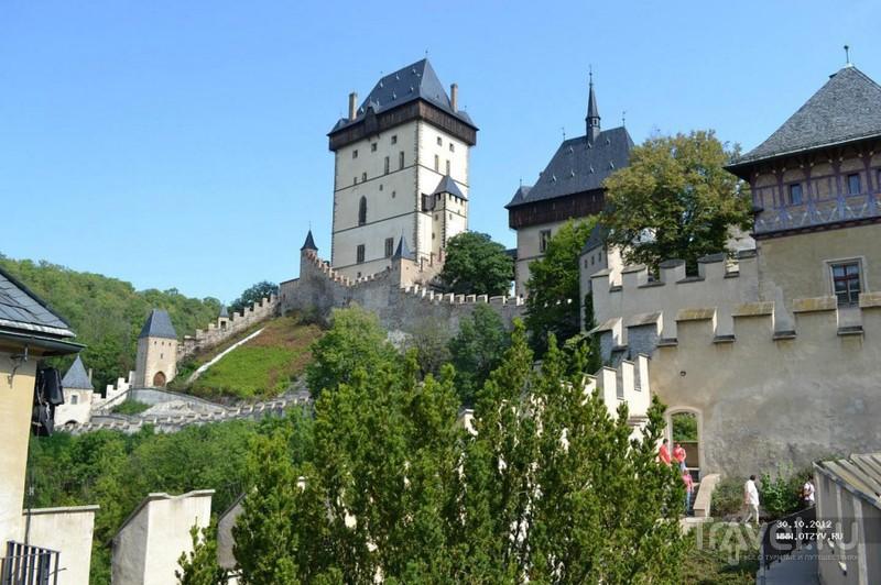 Замок Карлштейн / Чехия