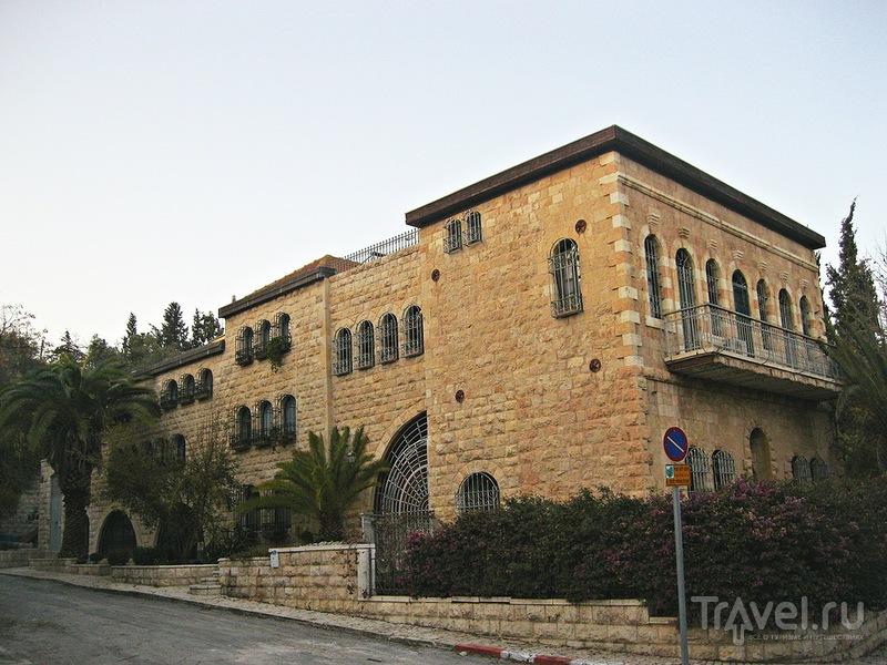 Именем Монтефиоре / Израиль