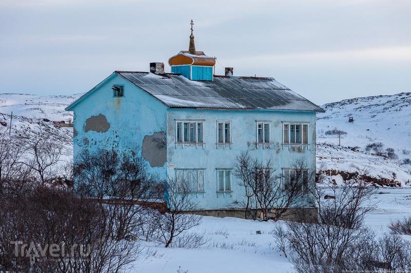 В погоне за северным сиянием. Териберка / Фото из России