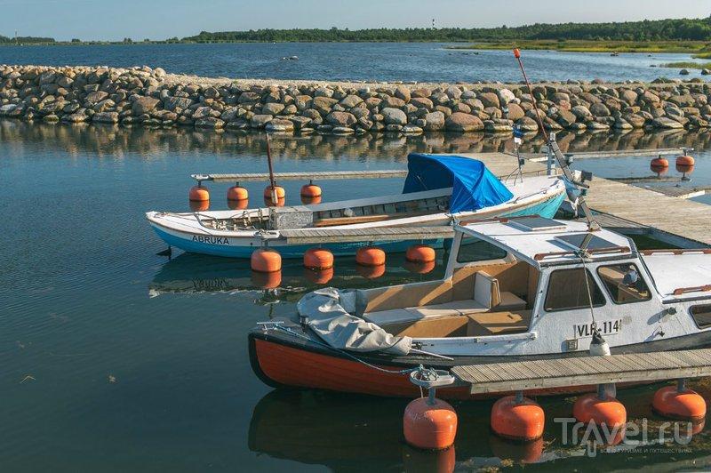 Абрука - балтийский остров безмятежного существования / Фото из Эстонии