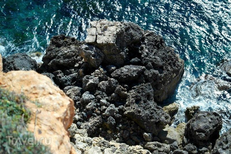 Мальта - Золотая бухта. Между пляжами Голден Бей и Айн Туффиха / Мальта