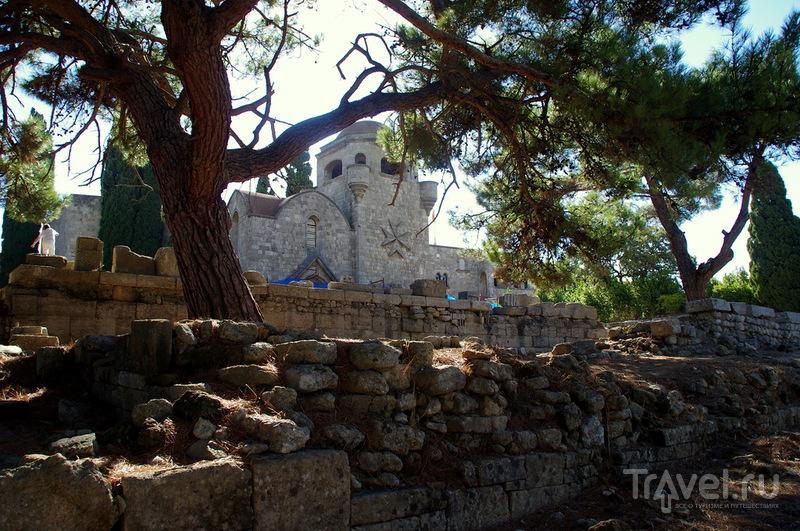 Острова Родос и Сими. Греция / Фото из Греции