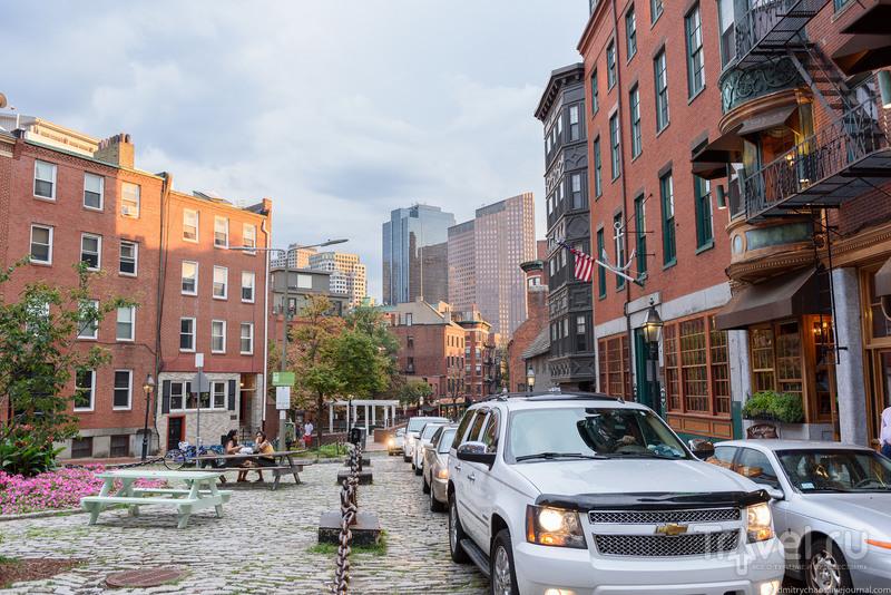 Бостон: Старое и Новое / США