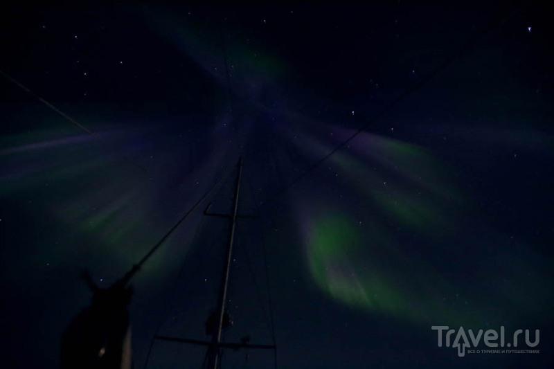 Гренландия на яхте: 2 недели на краю света / Фото из Гренландии