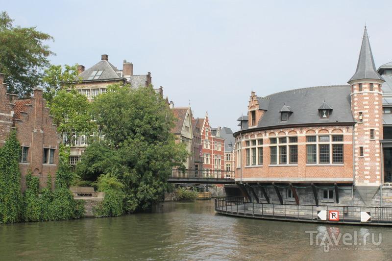 Бельгия. Брюгге и Гент / Бельгия