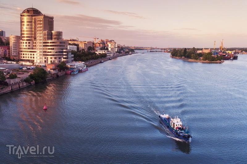 Великая русская река Дон
