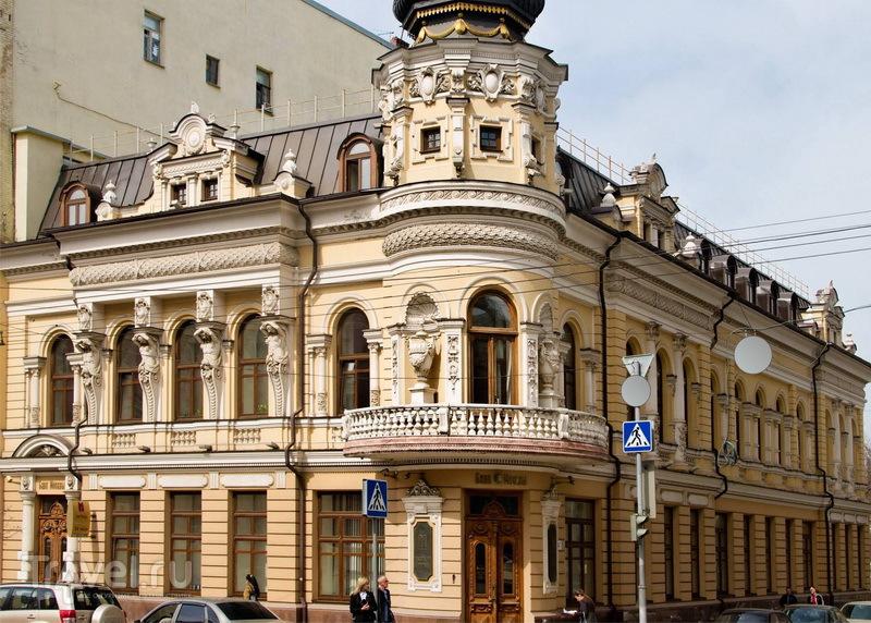 Дом Маргариты Черновой на Большой Садовой улице