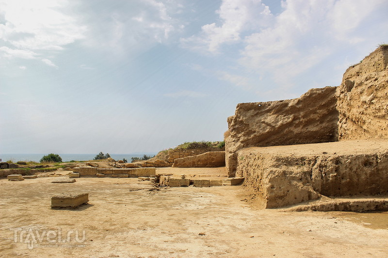 Древний город Нимфе́й / Фото из России
