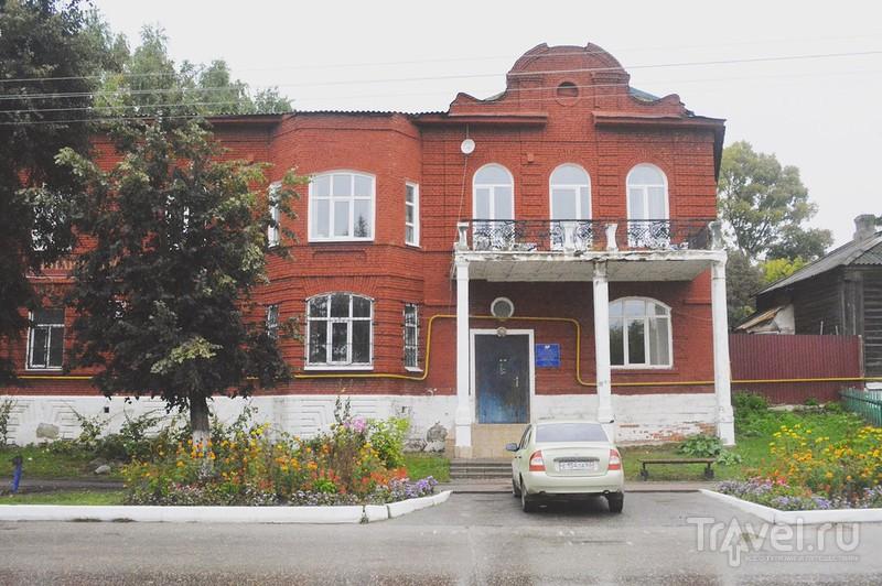 Касимов: о деятельности местного касимовского архитектора И.Гагина / Россия