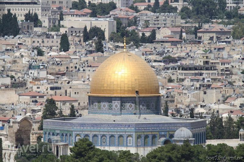 Смотровые площадки  Иерусалима / Израиль