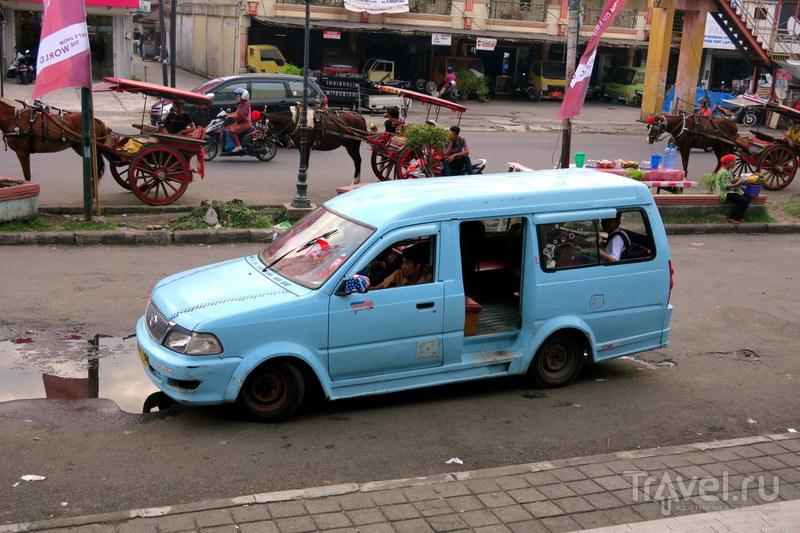 Суматра - Паданг и его сумасшедшие маршрутки / Фото из Индонезии