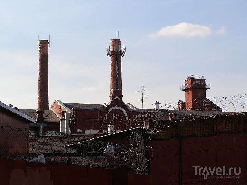 Москва. Завод Кристалл / Россия
