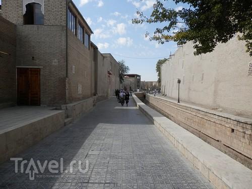 Бухара. Неторопливая прогулка / Узбекистан