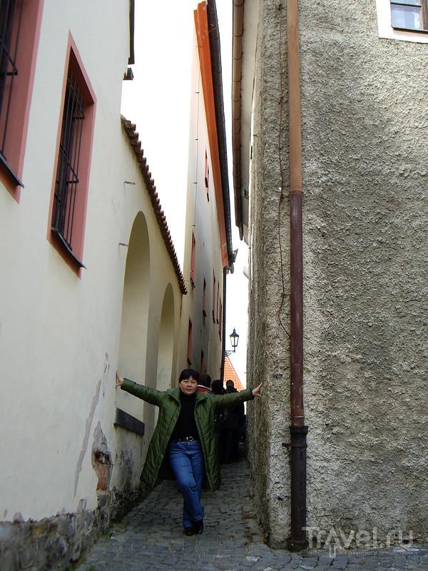 Чешский Крумлов / Фото из Чехии