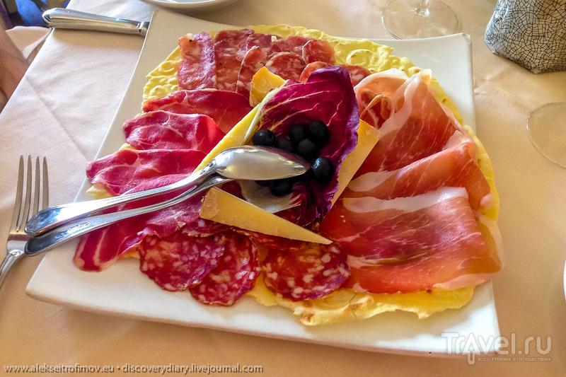 Сардинские вкусности