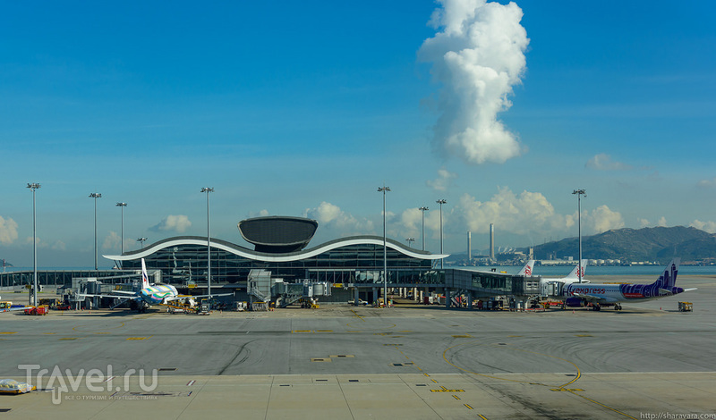 Аэропорт Гонконга / Гонконг - Сянган (КНР)