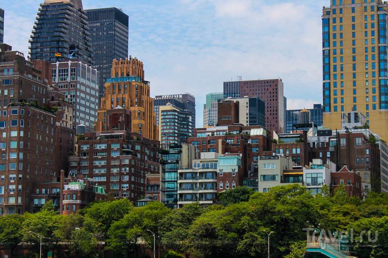 Вокруг Манхэттена / США
