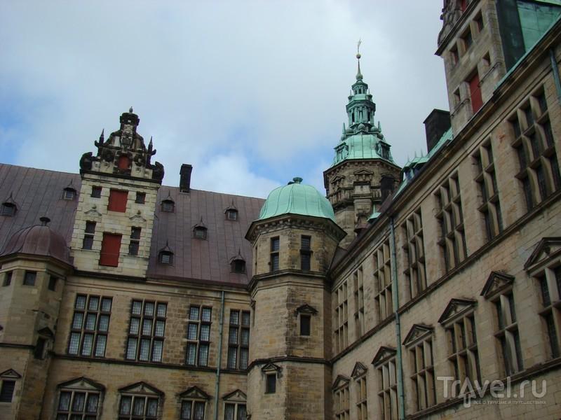 Замок Кронборг (Эльсинор)