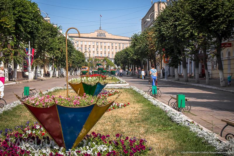 Орёл: прогулка по центру / Фото из России