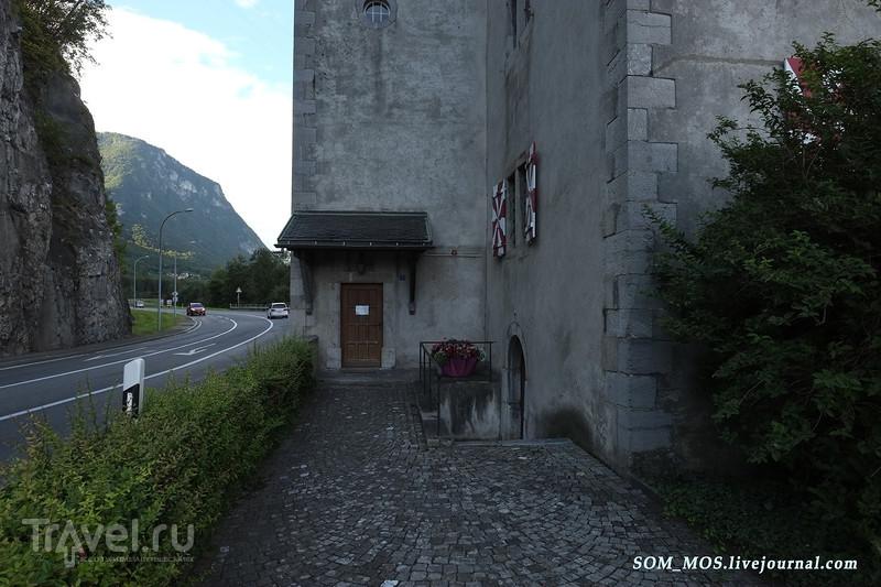 Chateau la Porte-du-Scex, Швейцария / Швейцария