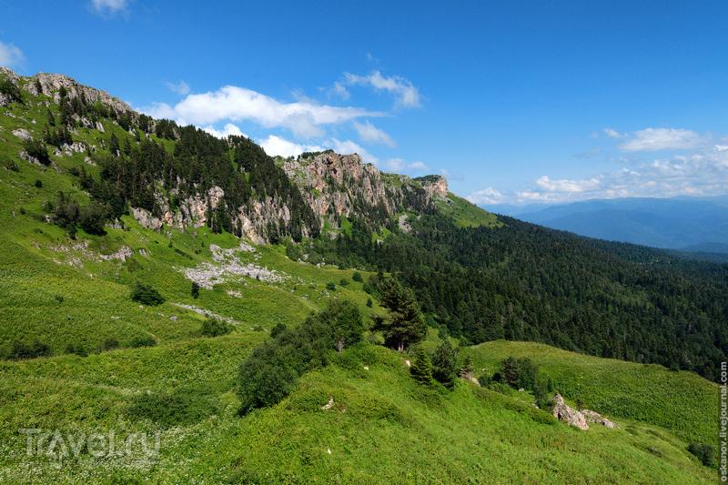 Трекинг по Кавказу / Фото из России