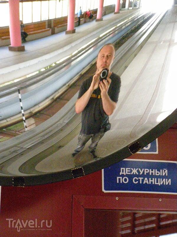 Московский монорельс / Россия