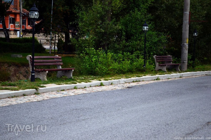 Копривщица. Прогулка по городу / Болгария